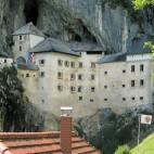 Die Burg von Predjama