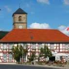 Creuzburg Rathaus