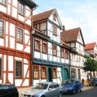 Fachwerkhäuser in Treffurt