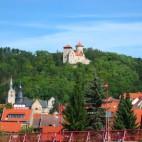 Treffurt, Burg Normannstein