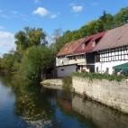 Die Mühle in Wetterzeube