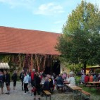 Volksfest im Ziegenhof