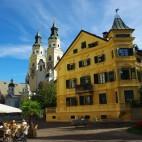 Brixen - Blick zum Markt