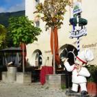 Im Kutscherhof gibt es Südtiroler Spezialitäten