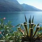 Auf dem Weg nach Süden, vorbei am Gardasee