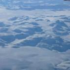 Grönland ist von Gletschern bedeckt