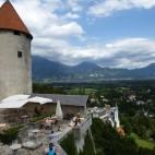 Burg von Bled