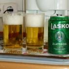Slowenisches Bier