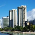 Die Hotels an der Waterfront sind nicht billig