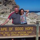 Vom Kap der Guten Hoffnung...
