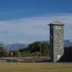 Das Gefängnis auf Roben Island