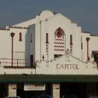 Grüße aus Nordrhodesien. In Livingston stehen noch viele Gebäude aus der Kolonialzeit.