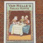 Alte Werbung in Valkenburg