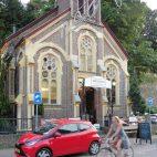 Kneipe in einer Kirche in Valkenburg