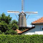 Mindestens eine Windmühle muss sein!