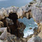 Noch schnell ein Foto vom Windows Lookout am Cape D'Entrecasteaux...
