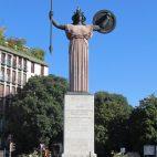 Die Minerva von Pavia