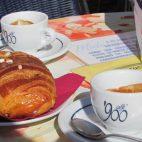 Caffè und Cornetto