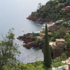 An der Côte d'Azur