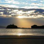 Ein verhinderter Sonnenaufgang an der Hibiscus Coast…