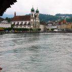 Eines der bekanntesten Bilder von Luzern!?